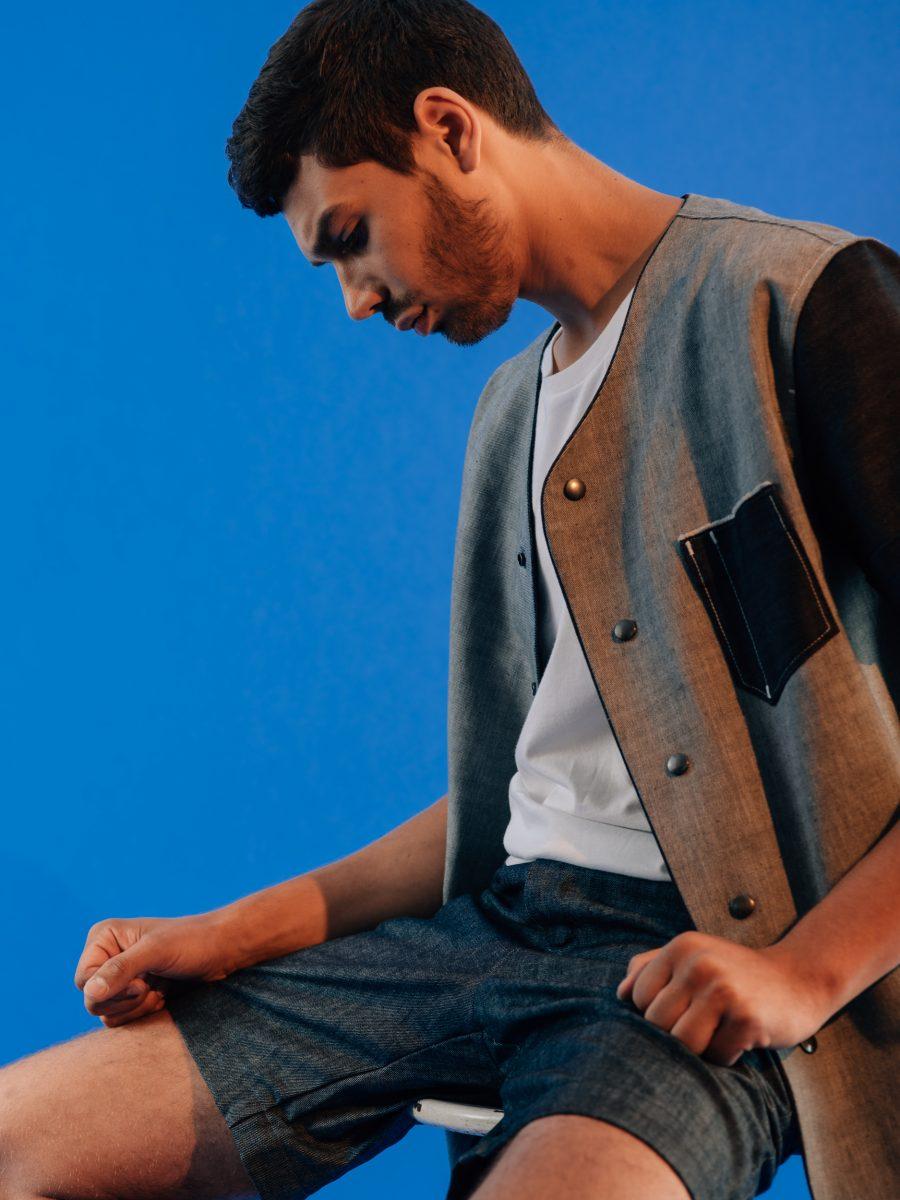 Mens Fashion Shoot for Rambler Studio Berlin