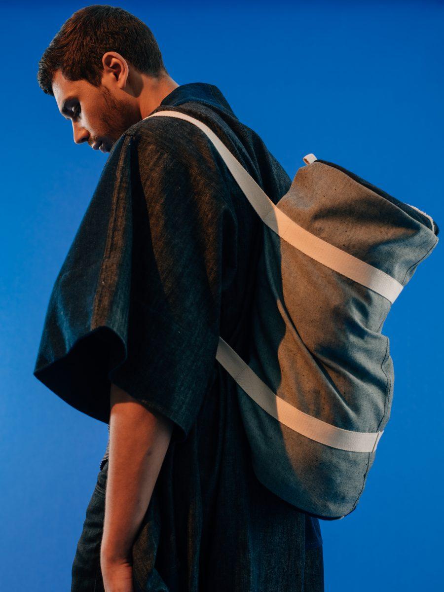 Men with fashion created by Rambler Studio Berlin